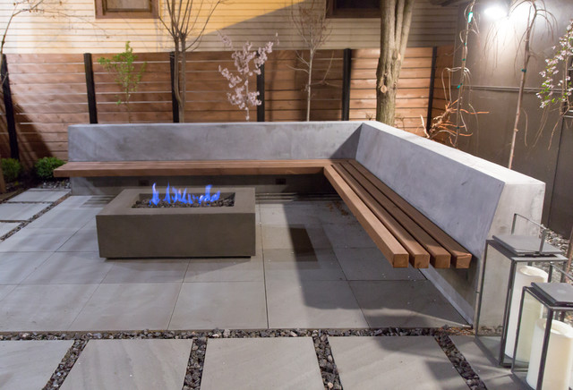 Chicago Whole Home Design Transitional Patio Chicago