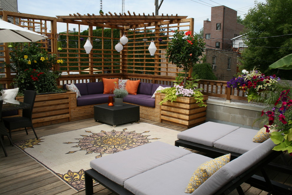 Christin Eggener Traditional Patio Chicago By C Marie Designs Inc
