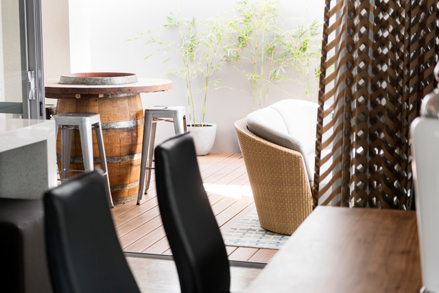 Churchlands Residence Contemporary Patio Perth By Moda Interiors