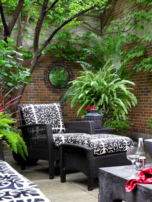 15 idées pour un jardin zen : . Une pergola tout simplement ...