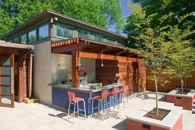 City Retreat contemporary-patio