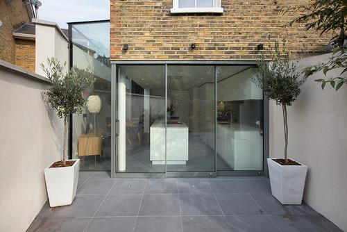 Side Return Extension in Clapham London