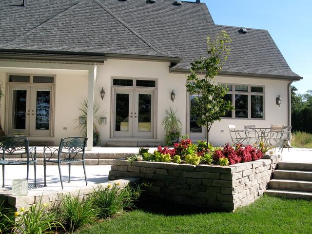 Classic Patio traditional-patio