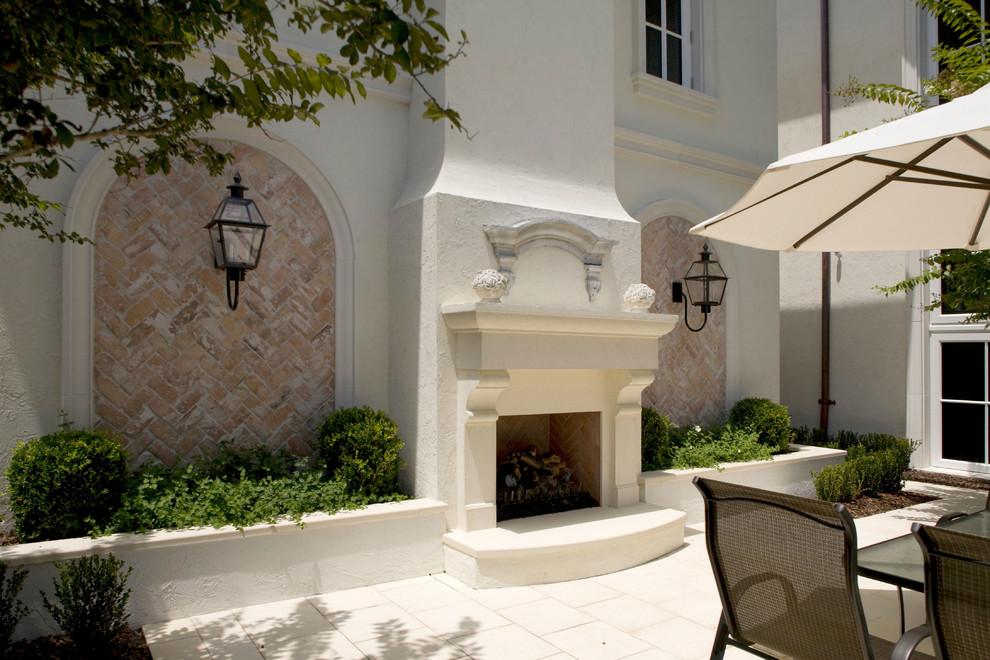 阳台背景墙地中海风格装饰图片
