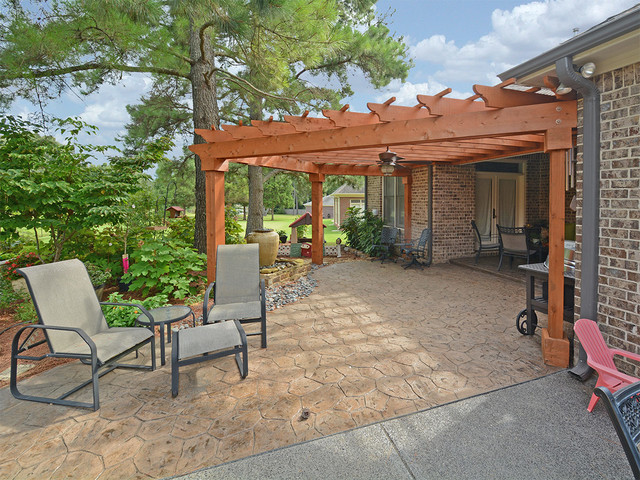 Collierville TN Outdoor Living   Rustic   Patio   Other   By Landscape ... Furniture  Memphis .