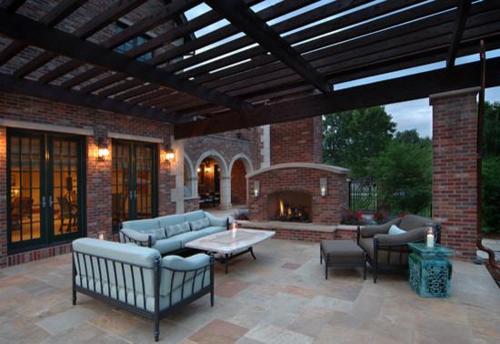 Colorado Master Builders traditional-patio