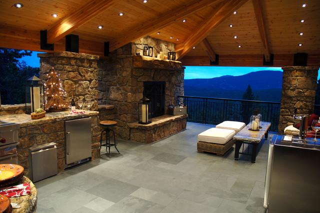 Colorado Outdoor Living traditional-patio