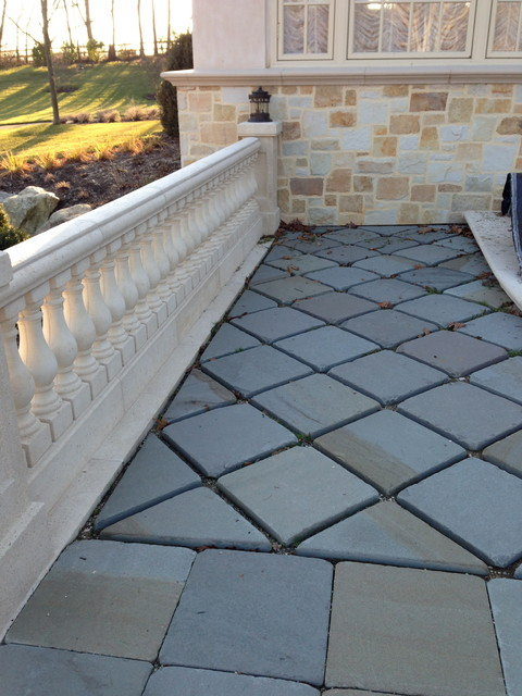 Colts Neck, NJ traditional-patio