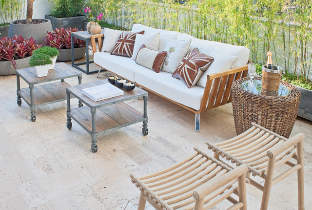 Commercial Spaces Projects Contemporary Patio Other