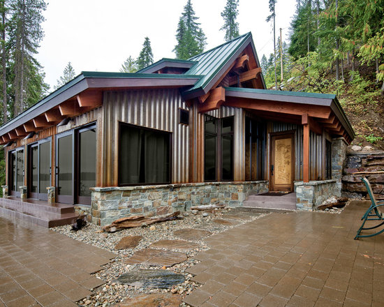 Metal Siding Design Ideas, Pictures, Remodel and Decor