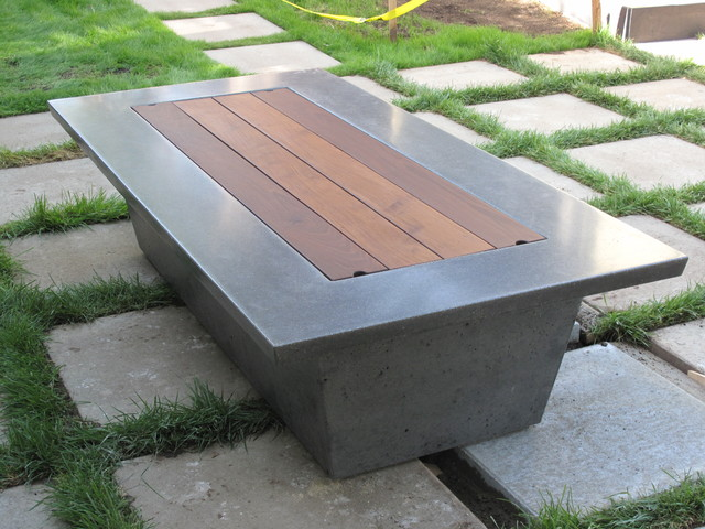 diy poured concrete fire pit bowl south africa building on patio gas pits craftsman