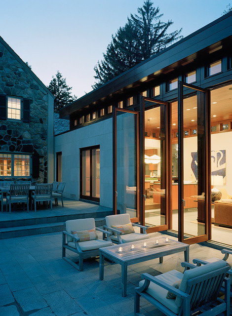 Connecticut  Residence I contemporary-patio