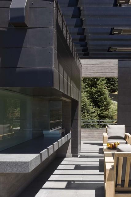Magnifico Residence contemporary-patio