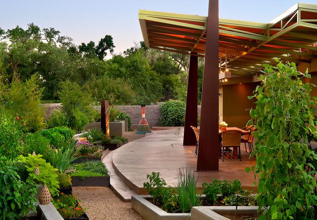 Contemporary Outdoors contemporary-patio