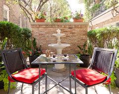 Bucktown Residence contemporary-patio