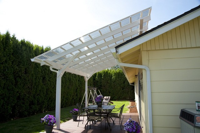 SkyLift Patio Cover Contemporary Patio Portland By