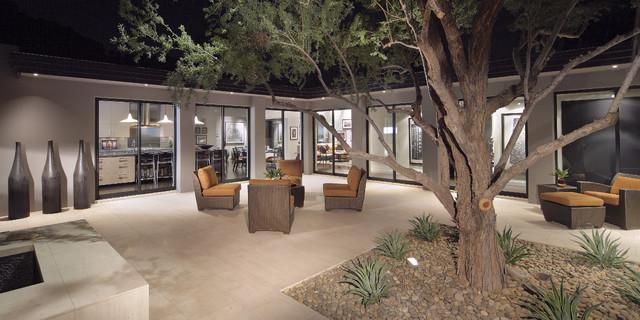 Carson Poetzl, Inc. contemporary-patio