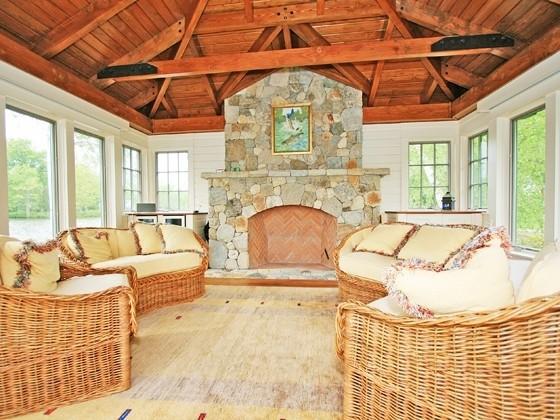 Contemporary Remodel - W. Hartford, CT traditional-patio