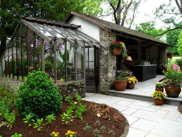 Converted Barn IndoorOutdoor Entertainment Space