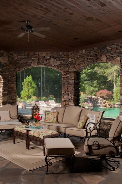 Conway, AR traditional-patio