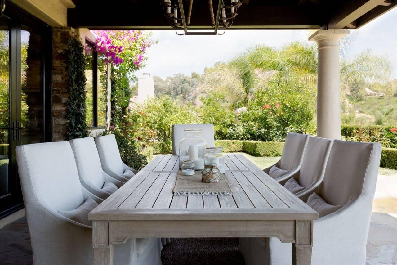 Cool & Calm California Outdoor Living