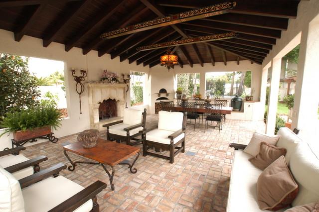 Cortland Avenue Mediterranean Patio Orlando By Lamar Design