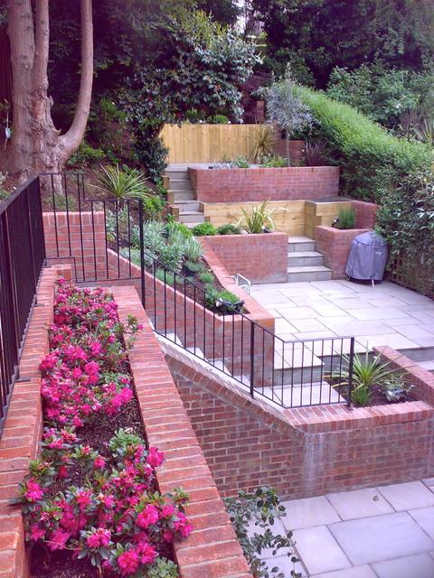 Cottenham Park Road traditional-patio