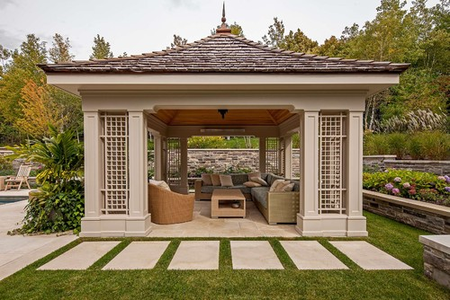 Custom Design Gazebo