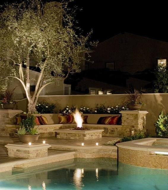 Cozy Fireplaces patio
