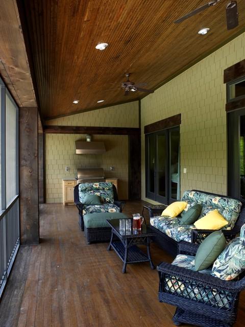 Patio craftsman-patio