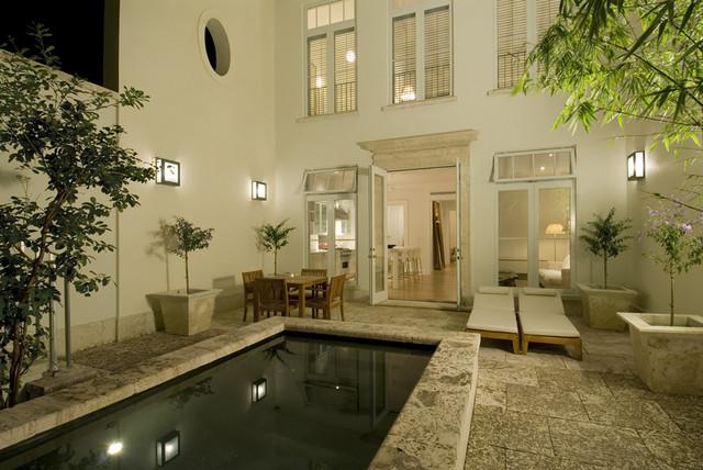 Custom 3 300 S F Luxury Townhomes Mediterranean