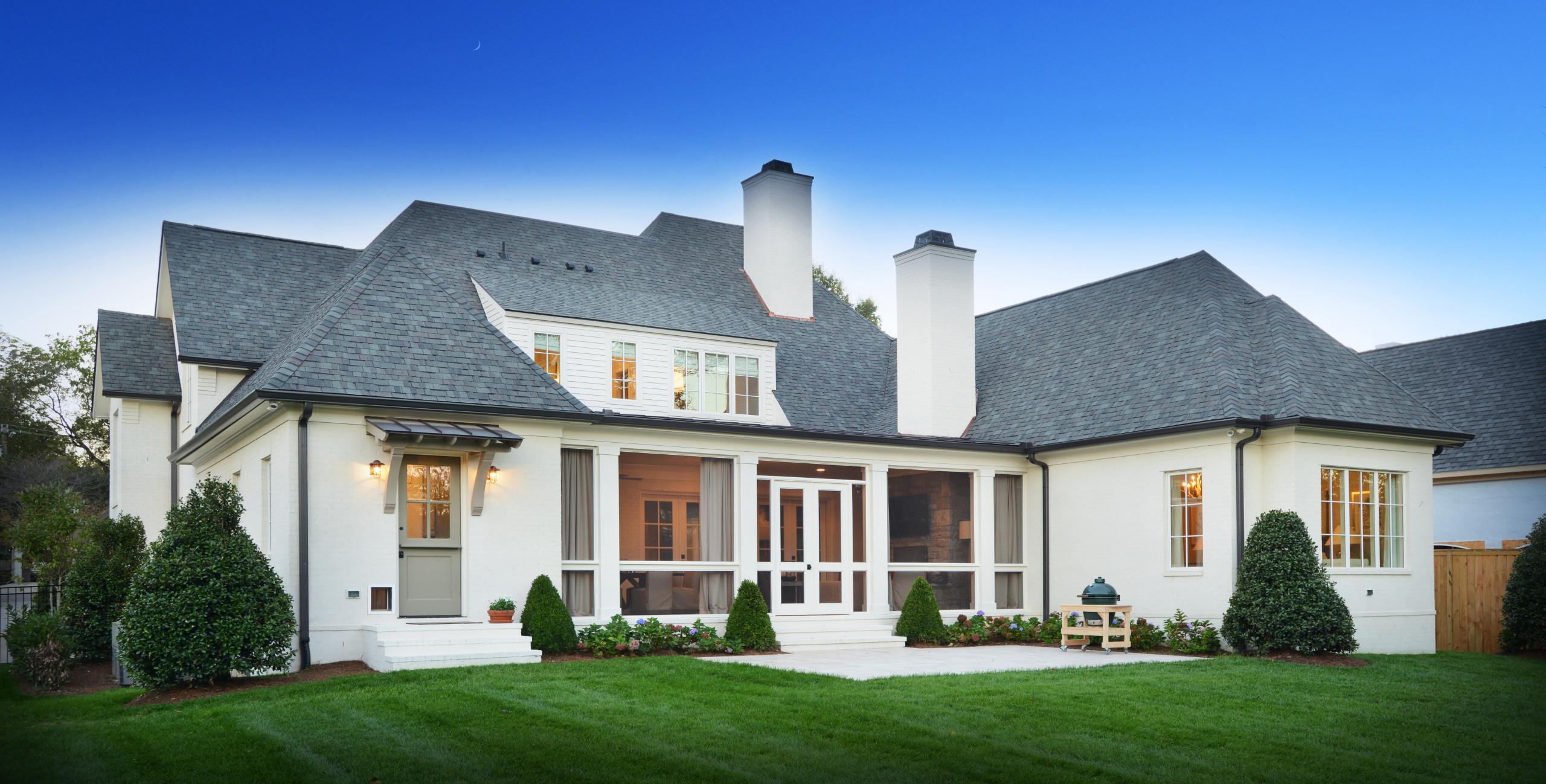Custom Castle Home in Brentwood, TN