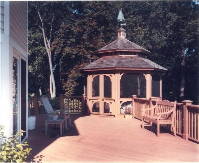 Carpentry - Decks, Pergolas, Gazebos gazebos