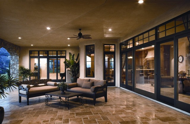 Custom Homes Interiors Contemporary Patio San Diego By Magnificent Custom Home Interiors