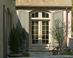 Custom Homes traditional-patio