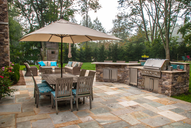 Custom Backyard Designs custom outdoor bar & bbq grill design & installation bergen county