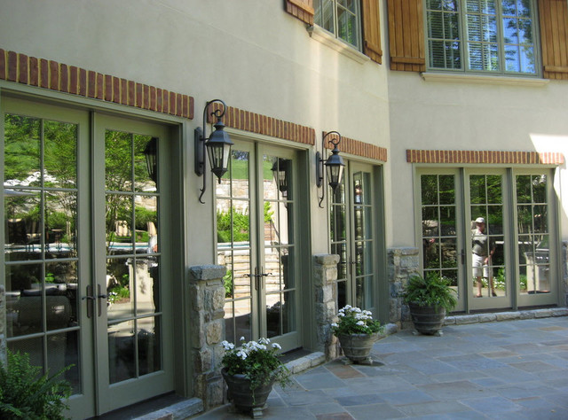 Custom Patio Doors Traditional Patio Dc Metro By
