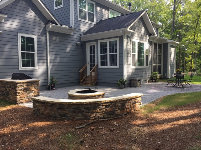 Custom Patio In Chapel Hill Nc Traditional Patio Raleigh By Archadeck Of Raleigh Durham