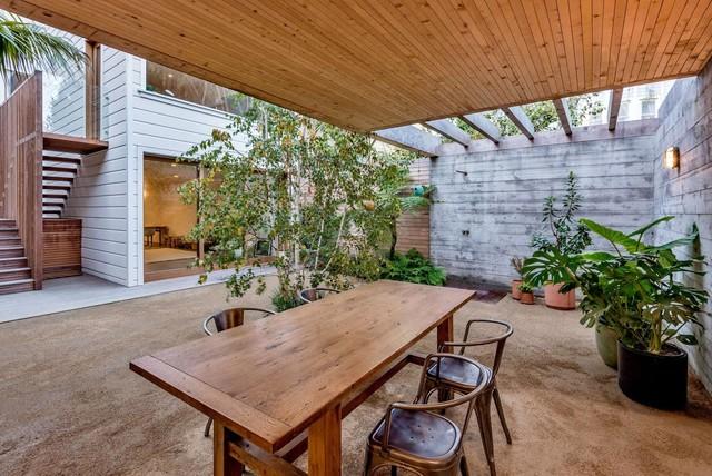 Custom Project scandinavian-patio