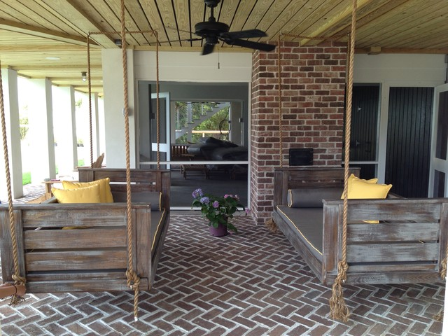 Customer Photos Beach Style Patio Charleston By