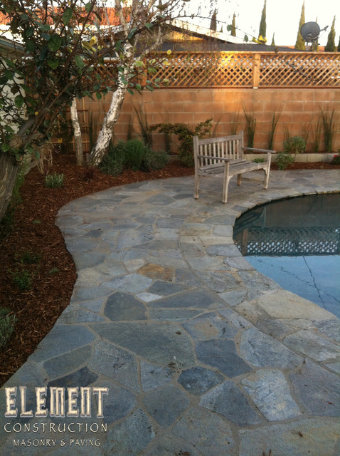 Cypress St traditional-patio