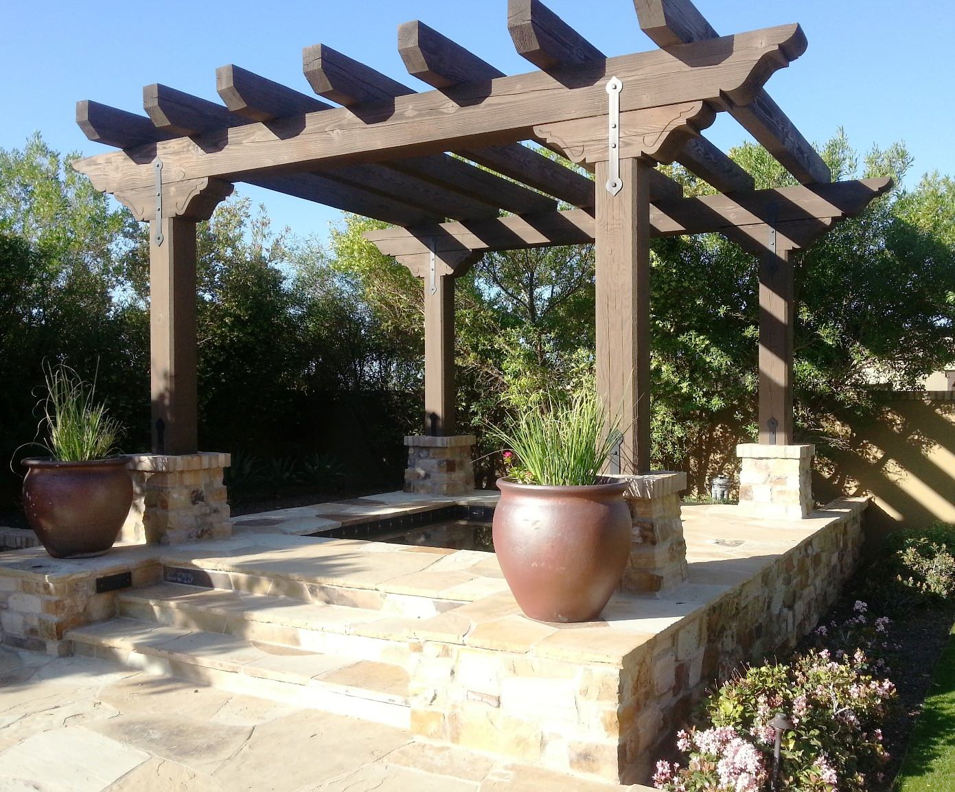 DC Ranch Arcadia--Shade Structure