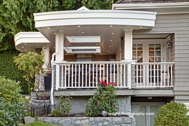 Dean Kallweit Architect contemporary-patio