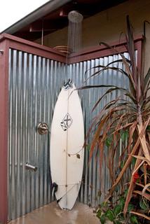 Debora Carl Landscape Design Beach Style Patio San