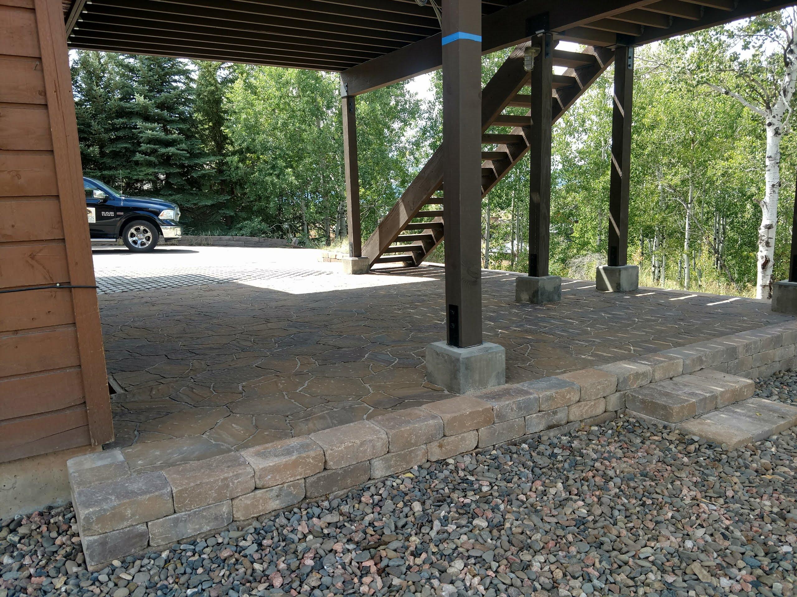 Deck, Patio and Landscape- Design   Build