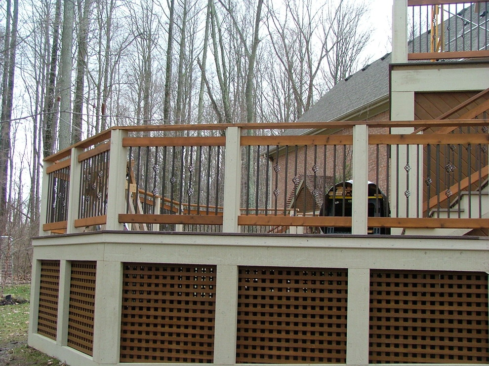 Patio - traditional patio idea in Cincinnati