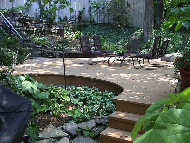 Decks/Overhead Stuctures traditional-patio