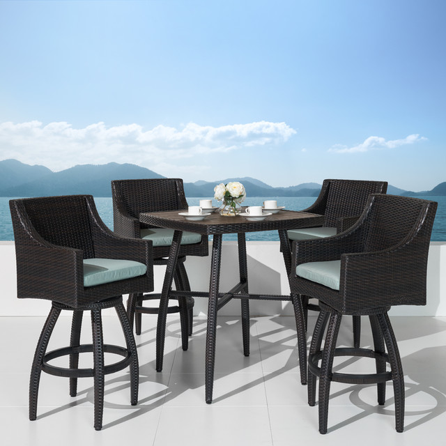 Deco 6pc love club seating set tikka modern outdoor lounge sets salt lake city by - Deco lounge eetkamer modern ...
