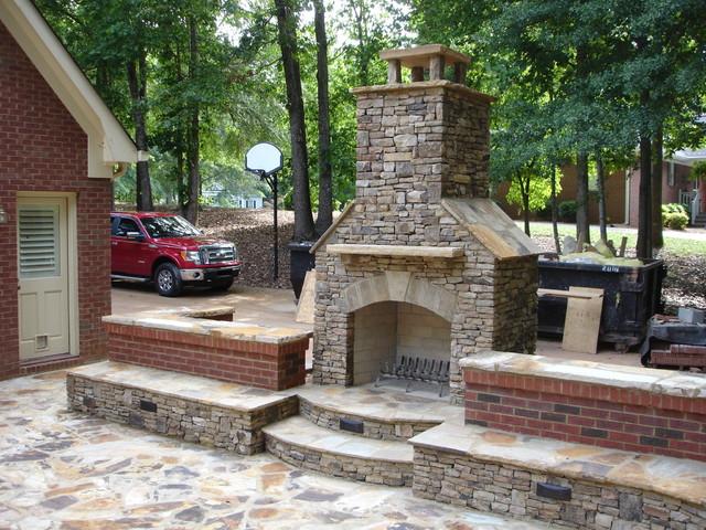 Dennis Kitchen Addition & Renovation traditional-patio