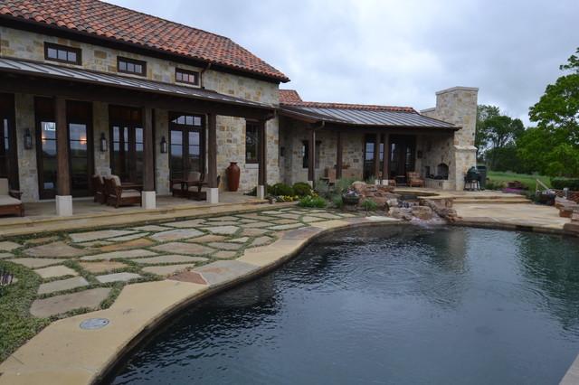 Denton infinity in the countryside patio dallas by - Denton swimming pool denton manchester ...